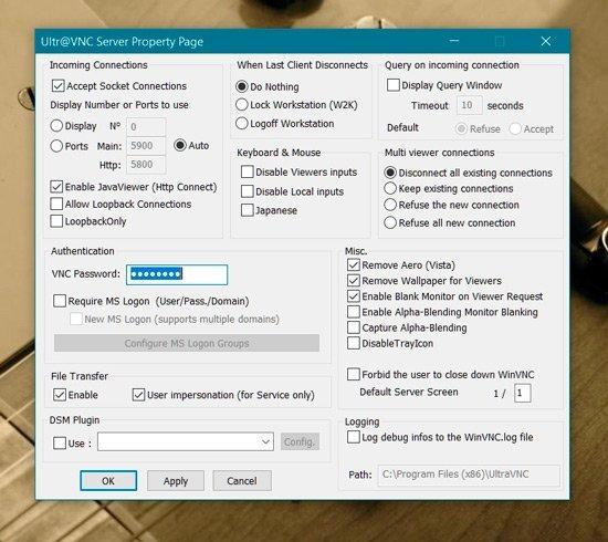 UltraVNC: Descargar, instalar y usar UltraVNC para acceso remoto