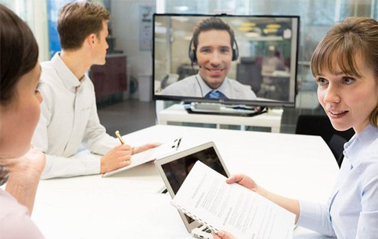 Videoconferencia c mo comenzar tecnolog a inform tica for Jobs art director koln