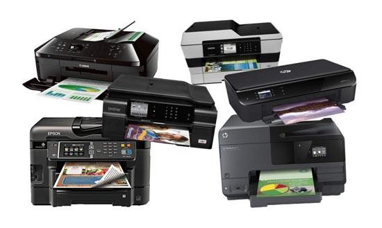 Tipos de impresoras tecnolog a inform tica - Impresoras para oficina ...