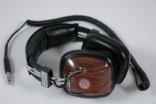 Auriculares Vintage