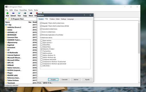 Como descomprimir archivos RAR y ZIP