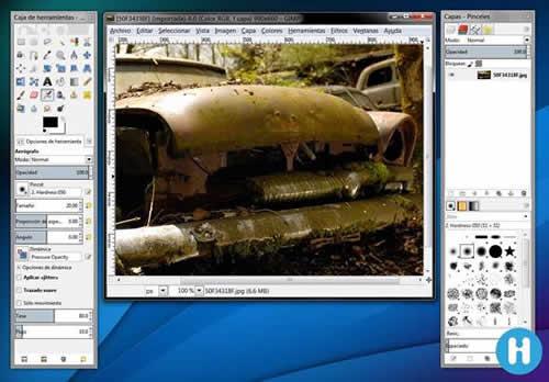 Programas para editar fotos gratis
