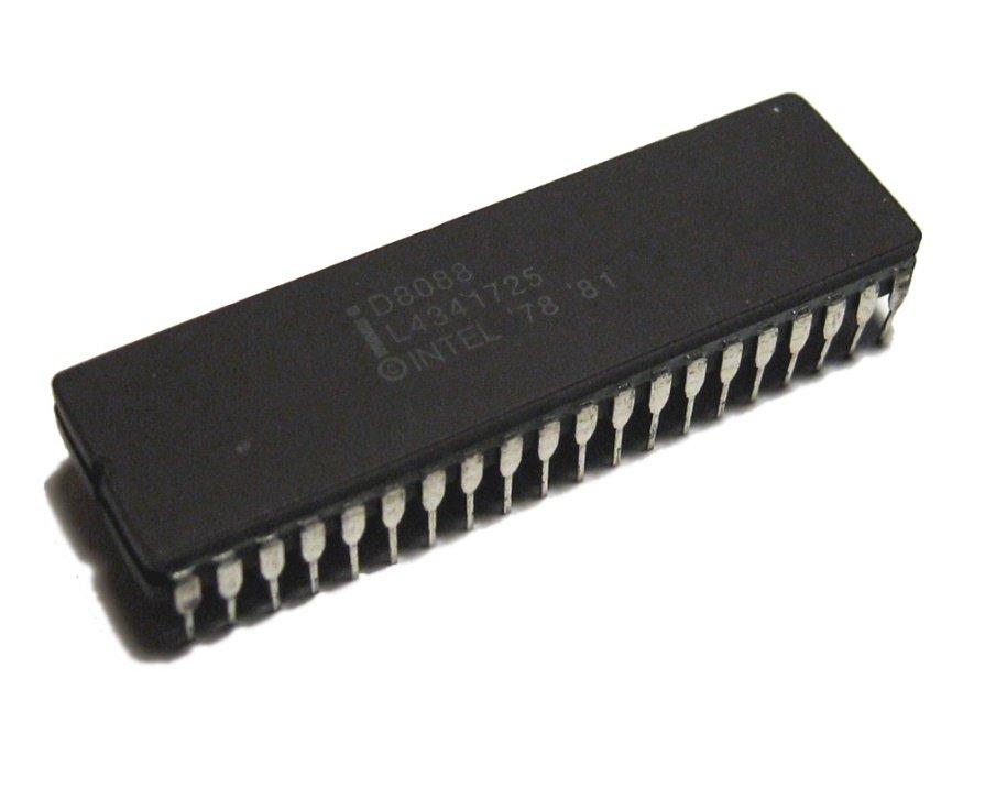 Resultado de imagen para Intel 8088