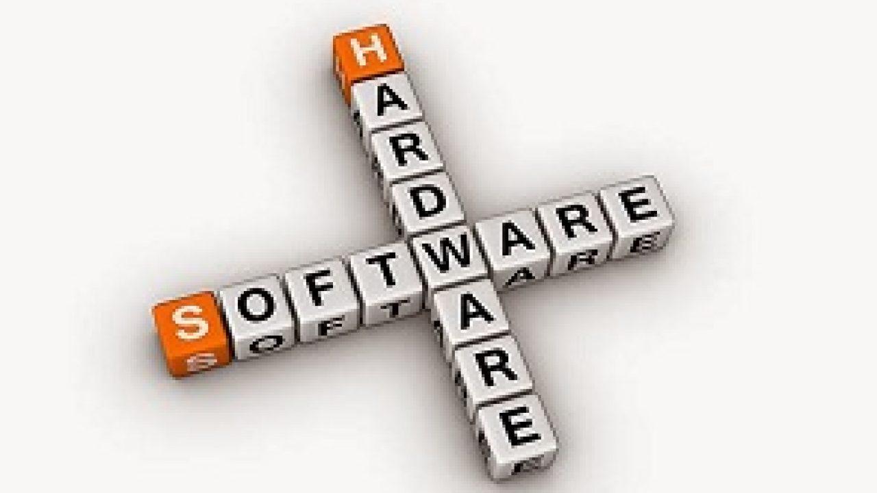 Resultado de imagen de hardware software