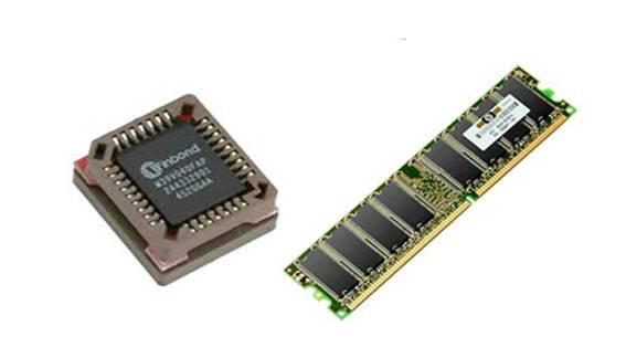 Diferencias entre memorias RAM y ROM